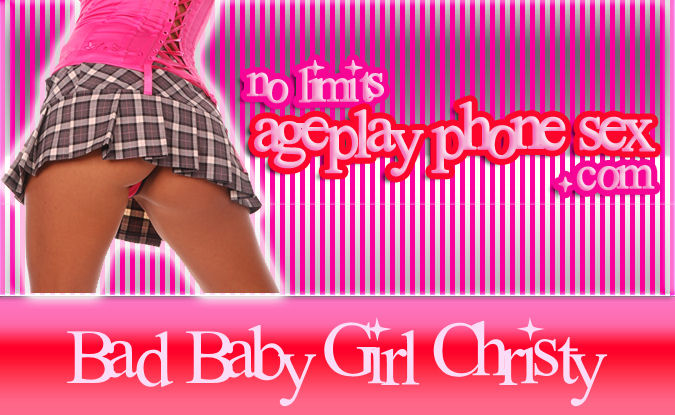 Bad Baby Girl Christy